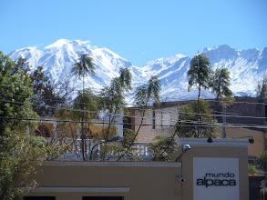 Photo: Arequipa - Chachani 6075 m ( Besteigungsversuch bis 5500 m)