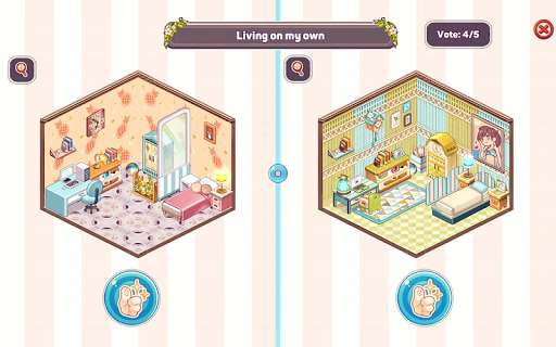 Kawaii Home Design - Decor & Fashion Game filehippodl screenshot 20