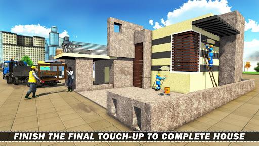 Modern House Construction 3D 1.0 screenshots 7