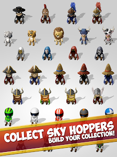 Sky Hop Saga- screenshot thumbnail