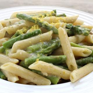 Lemon & Asparagus Pasta