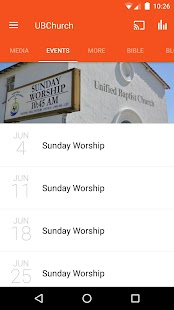 Unified Baptist Church - náhled