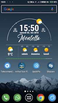 The Round Table Icon Pack APK screenshot thumbnail 1