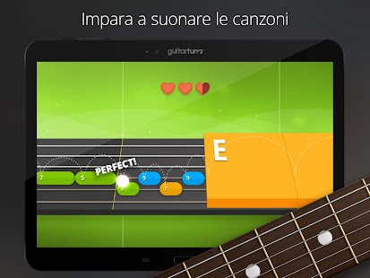 Guitar Tuna Accordatore Tuner- miniatura screenshot