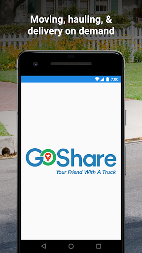 GoShare - Move, Haul, Deliver screenshot