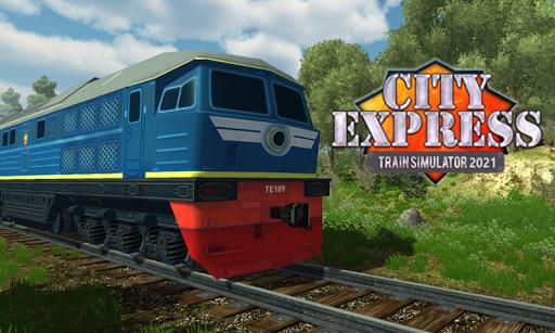 City Express Train Simulator 2021 1.5 screenshots 1