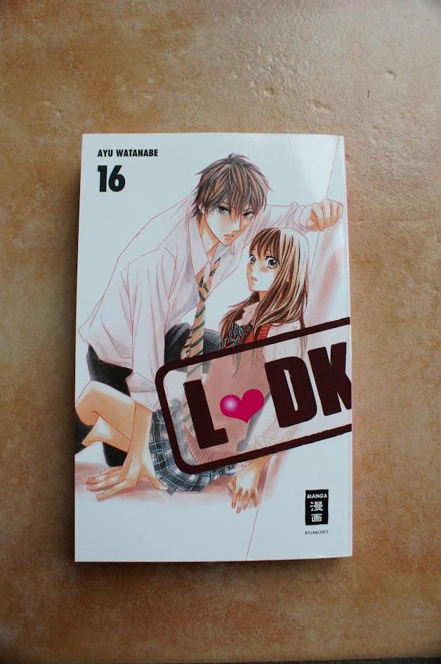 EMA Manga November L-DK