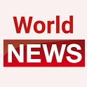 World News - A Global and International News App icon