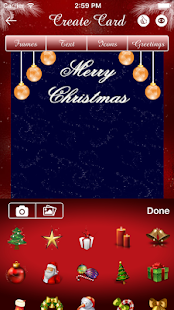 Christmas Card- screenshot thumbnail