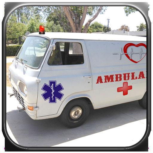 911 Ambulance Rescue Driver