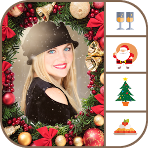 christmas new year 2018 photo frame editor pro apk download for android