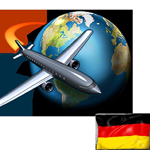 德語:單字+讀音,短語 旅遊 App LOGO-APP試玩