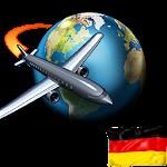 English - German phrasebook Icon