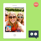 Video Talk Messenger Advice icon