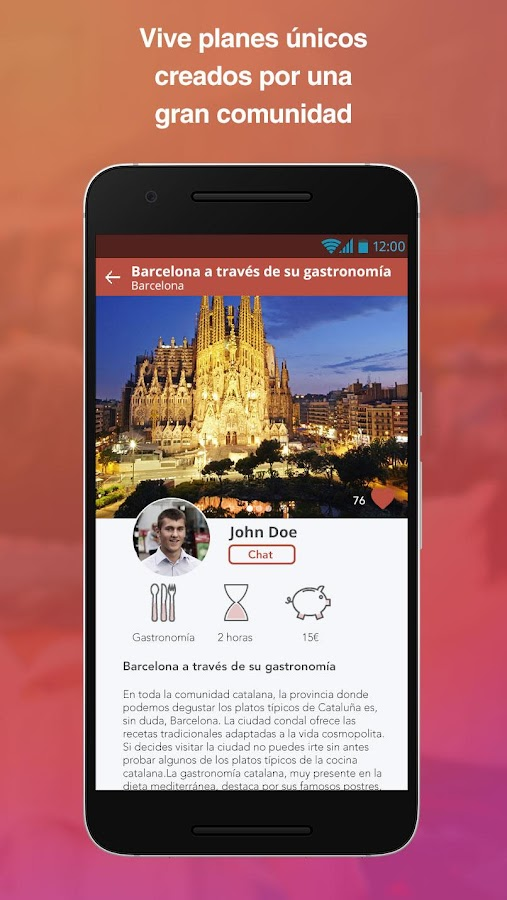 Beetripper: Planes para viajar- screenshot
