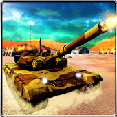 Tank battle Army War Strike 3D