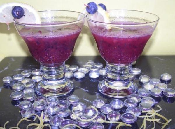Blueberry Daiquiri Recipe