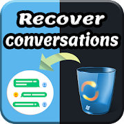 Recover chatting: MSG&SMS