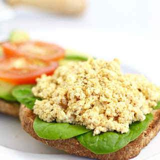 "Vegan ""Egg"" Salad Sandwich Recipe"