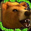 Wildlife Simulator: Bear icon