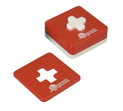 Photo: Red Cross Coasters