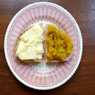 British-Style Mango Chutney.