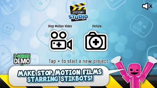 Zing StikBot Studio- screenshot thumbnail