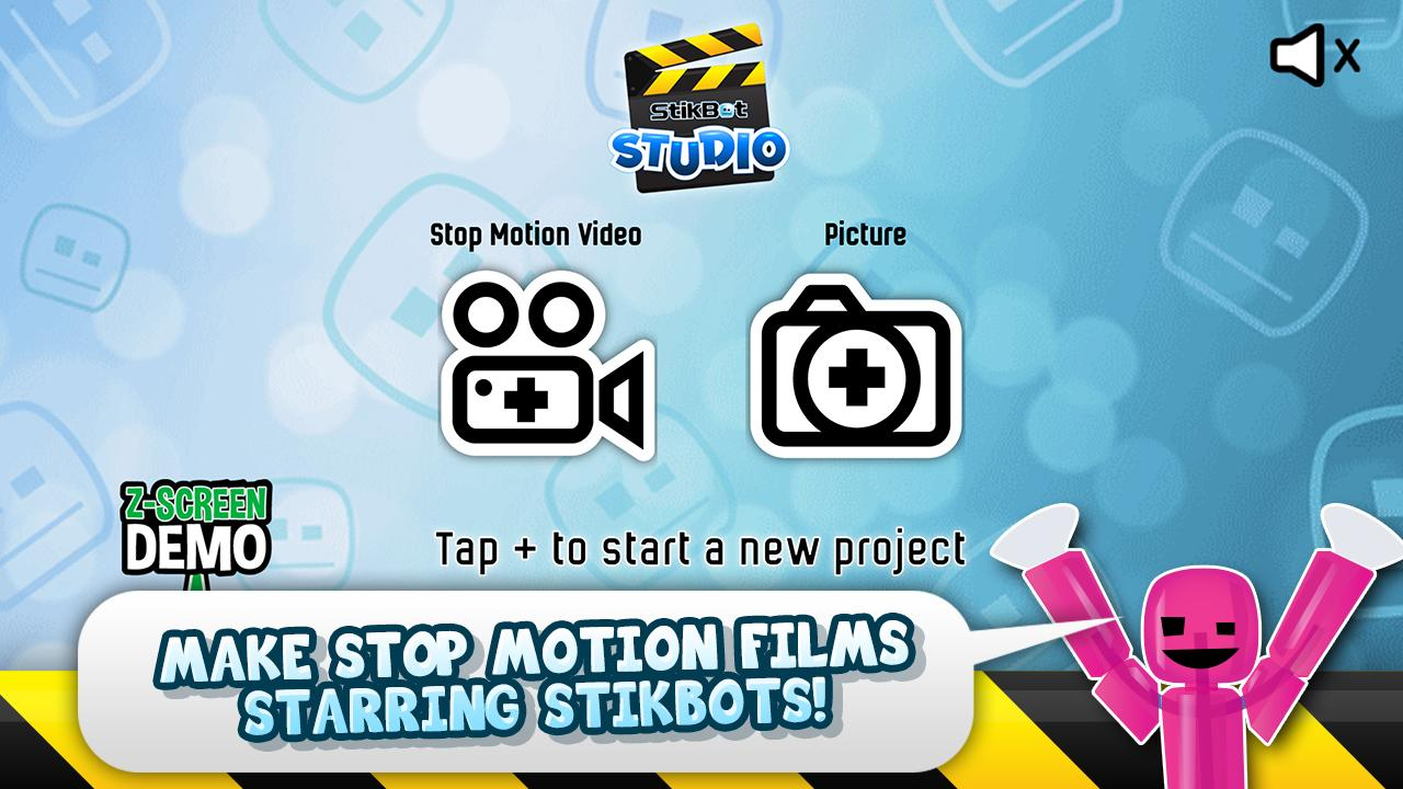 Zing StikBot Studio- screenshot