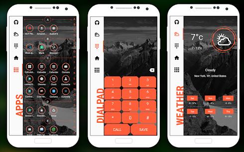 Strip Launcher 2020 PRO – Theme Pro 3