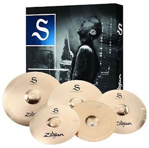 Zildjian S Family - Performer Cymbalpack - S390