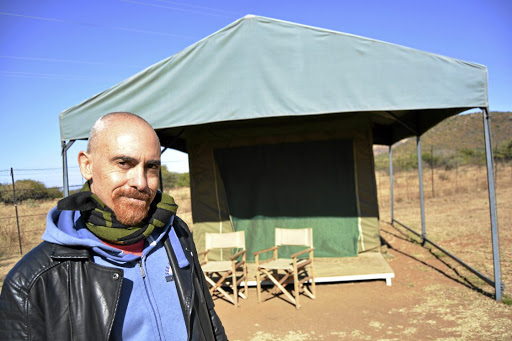 Celso Augusto Matheus from Brazil enjoyed his two nights at the Pilanesberg camp .