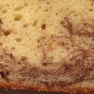Cinnamon Swirl Yoghurt Loaf