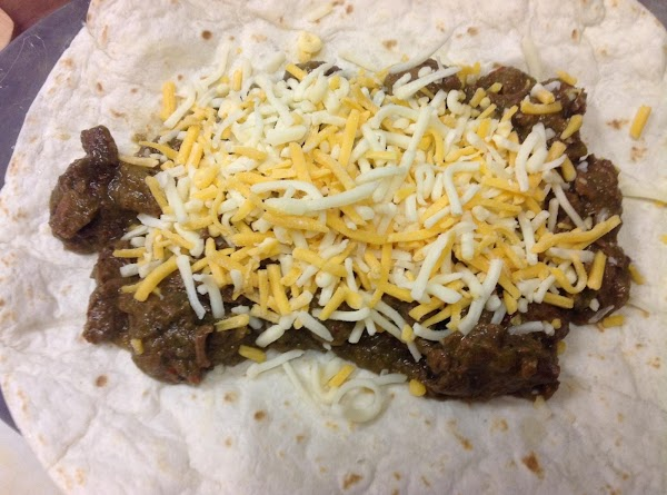 """Cut beef (or moose or venison) into 1"""" or 2"""" chunks and place in..."""