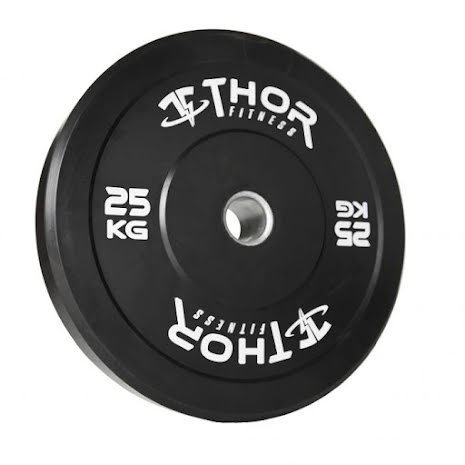 Thor Fitness Bumper Plates - 15kg