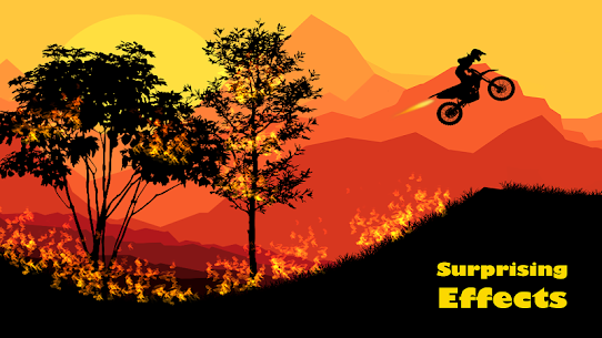 Sunset Bike Racer — Motocross MOD APK [Unlimited Money] 5