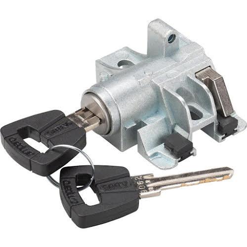 ABUS eBike Battery Lock Core: Bosch Frame Type (DT2), Standard Key (T82)