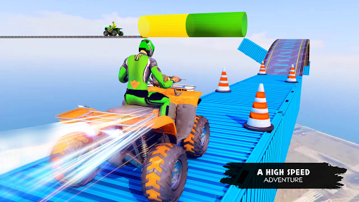 ATV Quad Bike Simulator 2019: Quad stunts Bike 4x4 screenshots 7