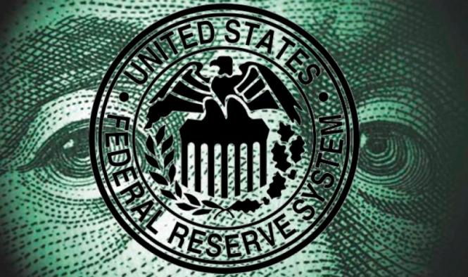 The choice of the dollar fell on the Fed
