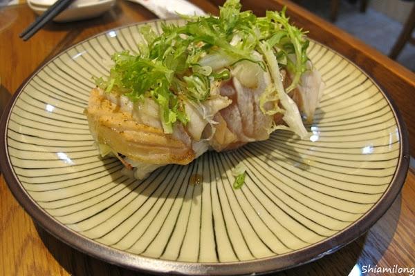 築地專售壽司 - 選擇多樣。食材新鮮好吃~