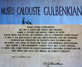 Photo: Museu Calouste Gulbenkian