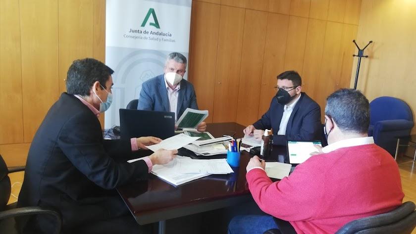 El Comité Territorial de Alertas de Salud Pública de Alto Impacto de Almería se ha reunido este jueves.