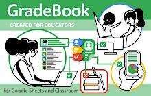 GradeBook for Google Sheets & Classroom - Google Sheets add-on