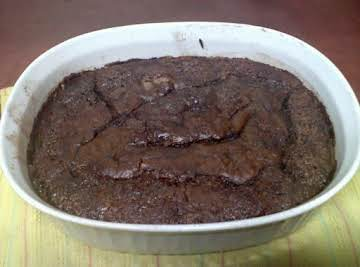 Lisa's Chocolate Cobbler
