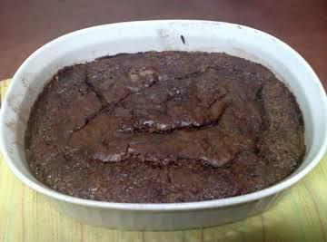 Lisa's Chocolate Cobbler