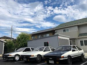 スプリンタートレノ AE86 AE86 GT-APEX 58年式のカスタム事例画像 lemoned_ae86さんの2019年07月28日17:28の投稿