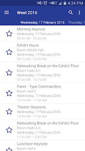 AFCEA/USNI WEST 2016 screenshot
