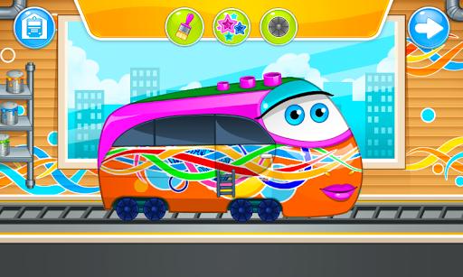 Mechanic : repair of trains.  screenshots 23