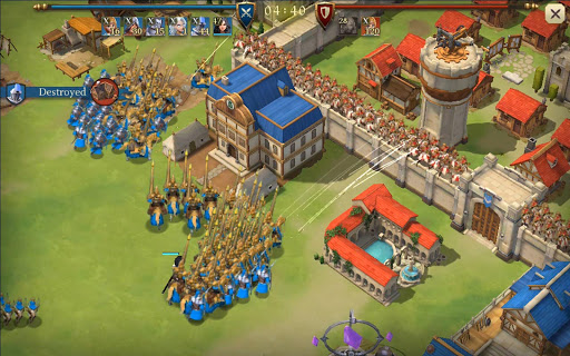 Legend: Rising Empire 1.5.12 screenshots 18