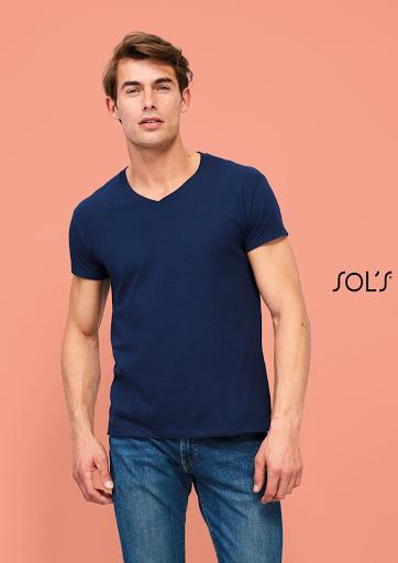 Tee shirt bio personnalisable