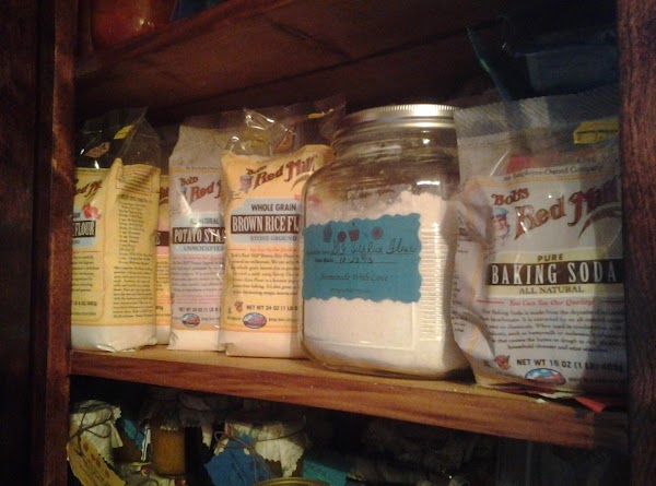 *** I use all Bob's Redmill brand flours. They are processed in a wheat...